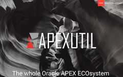 Sites built with Oracle APEX
